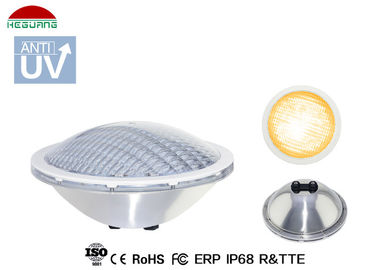 China Warm white 3000K  35W SS316 Par 56 LED Pool Light 12V AC/DC IP68 PAR56 LED Pool Light supplier