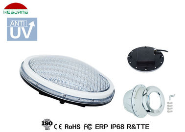 China White Color 18W IP68 LED Pool Light , Waterproof Lights For Swimming Pool supplier