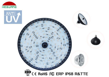 China 18W 100-240V AC E26 adjustable base white color PAR56 aluminum LED pool light supplier