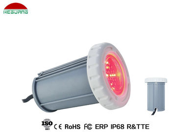 China RGB synchronous control 2 wires 12V AC 3W IP68 surface mounted LED pool light supplier
