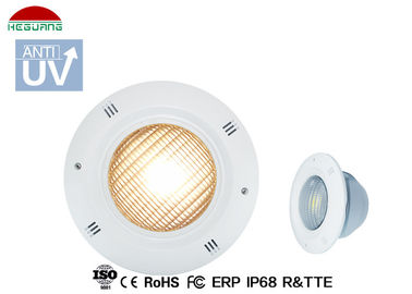 China ABS Material IP68 Pool Light Housing High Reliability With FCC / ROHS Certification supplier