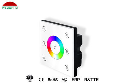 China RGB Panel LED Pool Light Controller Multifunctional 144W Maximum Output Power supplier