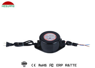 China Black Color Toroidal Current Transformer 165mm*120mm*60mm Cold Resistant Material supplier