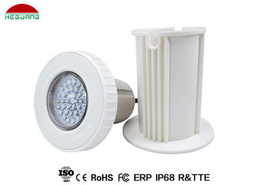 China Mordern Mini 3W IP68 waterproof white color abs Surface Mounted LED Swimming Pool Lights supplier