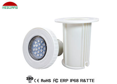 China 3000K Led Color Changing Pool Light , 2 Wires Waterproof Lights For Swimming Pool supplier