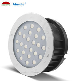1500ma Current Underwater LED Spotlights 36W Pure 6500K DC 24V Shinning Angle 30° supplier