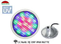 China S316 Par56 IP68 LED Pool Light Multi Color 4 Wires RGB External Control factory