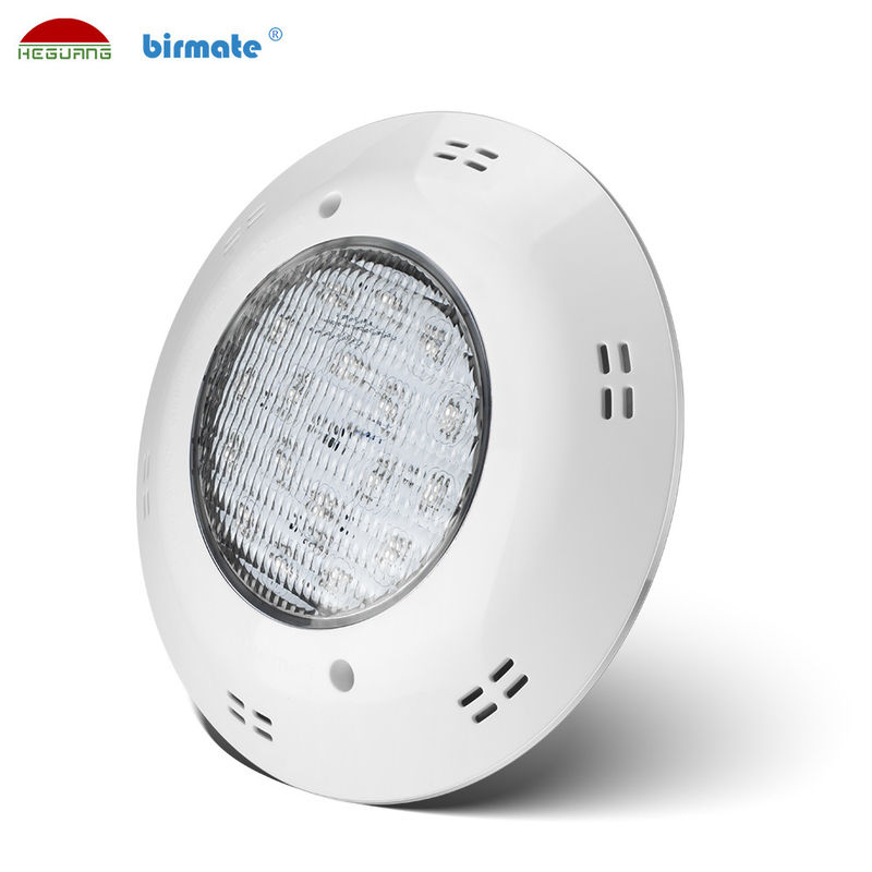 RGB Color 18X3W 1200LM Surface Mount LED Pool Light,high power led color changing pool light