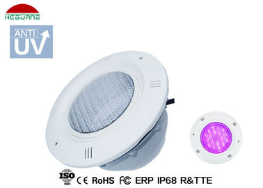 China Φ279×193mm Swimming Pool Light Housing , Underwater Light Housing 2m Wire Out factory