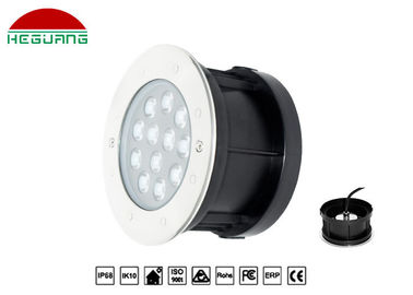 China 12 Volt Ip68 Led Underwater Pool Lights 6500K White Color Excessed  Installation distributor