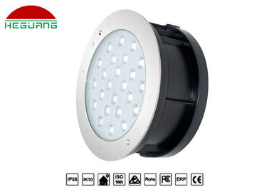 China Anti Corrosion Underwater Led Lights 36W SS316L Color Changing RGB External Control factory