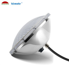 China 18X3W High Bright Led Pool Bulb Rgb IP68 Waterproof Ss316L Material  Spa Pool Light factory