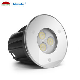 China 3W 5W 9W 24W Inground Pool Led Lights , White Color Led Driveway Light DC 24V with ce rohs factory