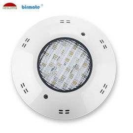 China Pure White 6500K IP68 12V ABS LED Surface Mounted Pool Lights Underwater Swimming factory
