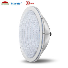 China 20W IP68 316L Stainless Steel 6500K Swimming Pool Ground Underwater Led Lights Boat factory