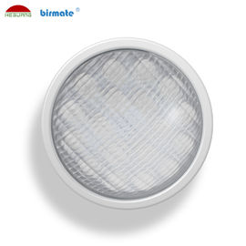 China Single Color 25W AC/DC 12V PAR56 316L Stainless Steel IP68 Waterproof LED Pool Light factory