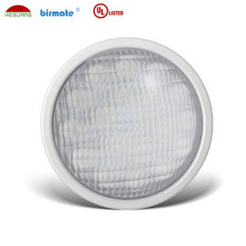 China Housing Assembly 100% RGB Synchronous Control 18W PAR56 IP68 LED Pool Light Bulb factory