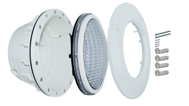 High Durability SPA Light Cover For Thin PAR56 Pool Light Wire Out Base